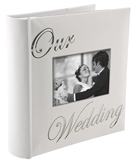 Amazoncom Our Wedding Album By Malden Holds 160 Photos 4x6 Home