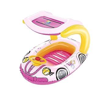 34103 Canoa inflable para niños BESTWAY con cubierta y ...