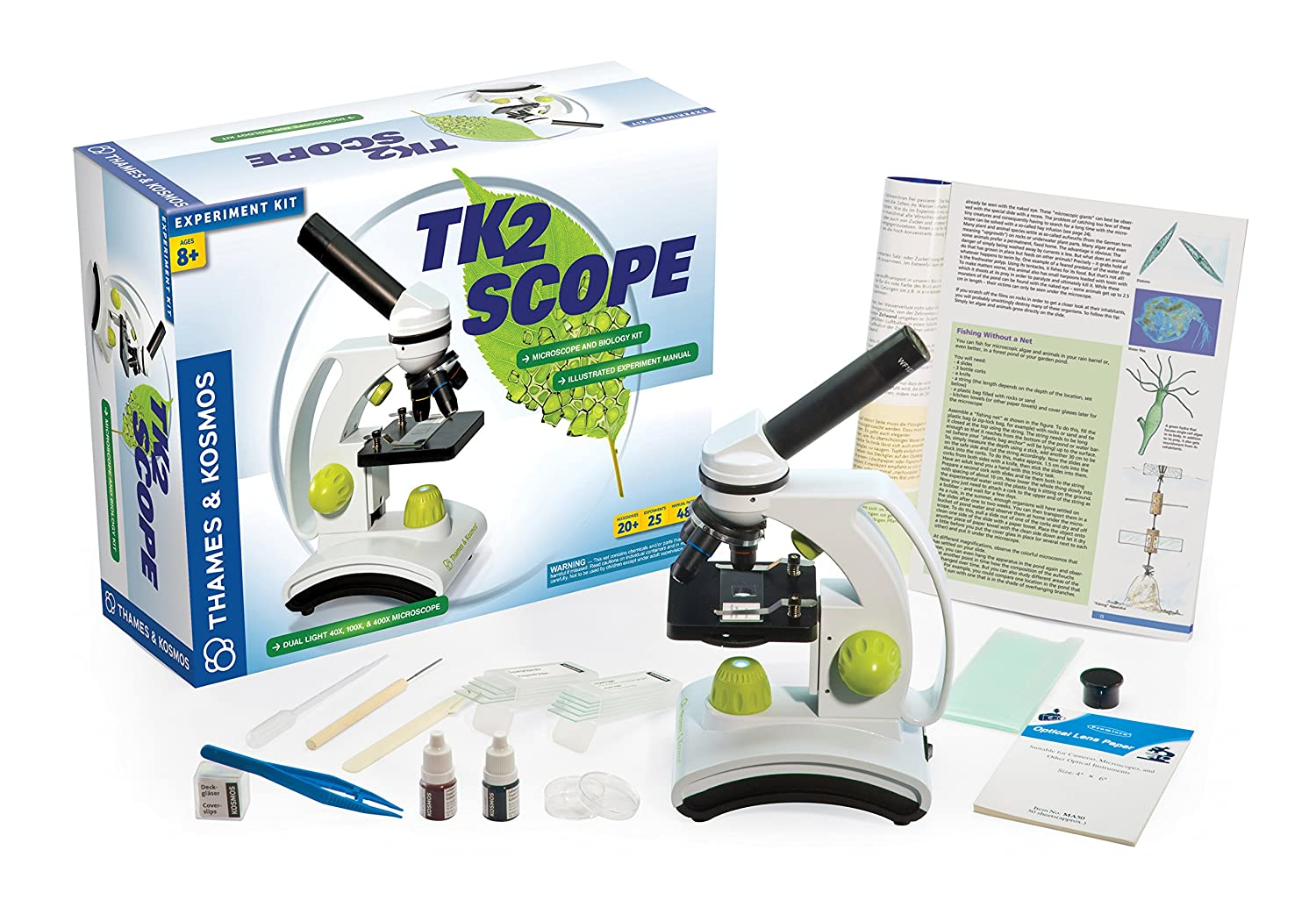 Top 10 Best Microscope for Kids Reviews in 2021 20