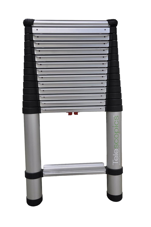 7. Telesteps 1800EP 14.5 ft Aluminum Telescopic Pivoting Ladder