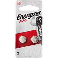 Energizer A76BS2 (Packaging may vary), 2ct