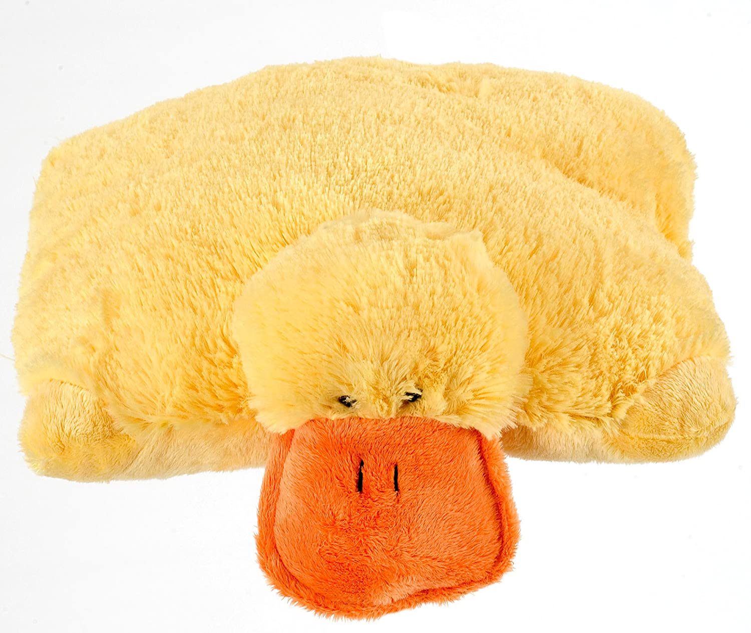 My Pillow Pet Duck Small Yellow