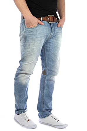 Diesel - Jeans Slim Rombee - Homme - taille 36 32  Amazon.fr ... 97bcfac060c8