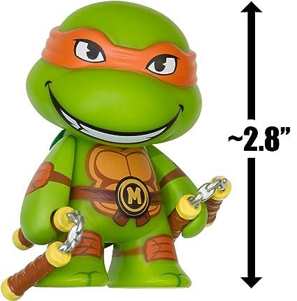 Teenage Mutant Ninja Turtles Mini Series Michelangelo 2.5