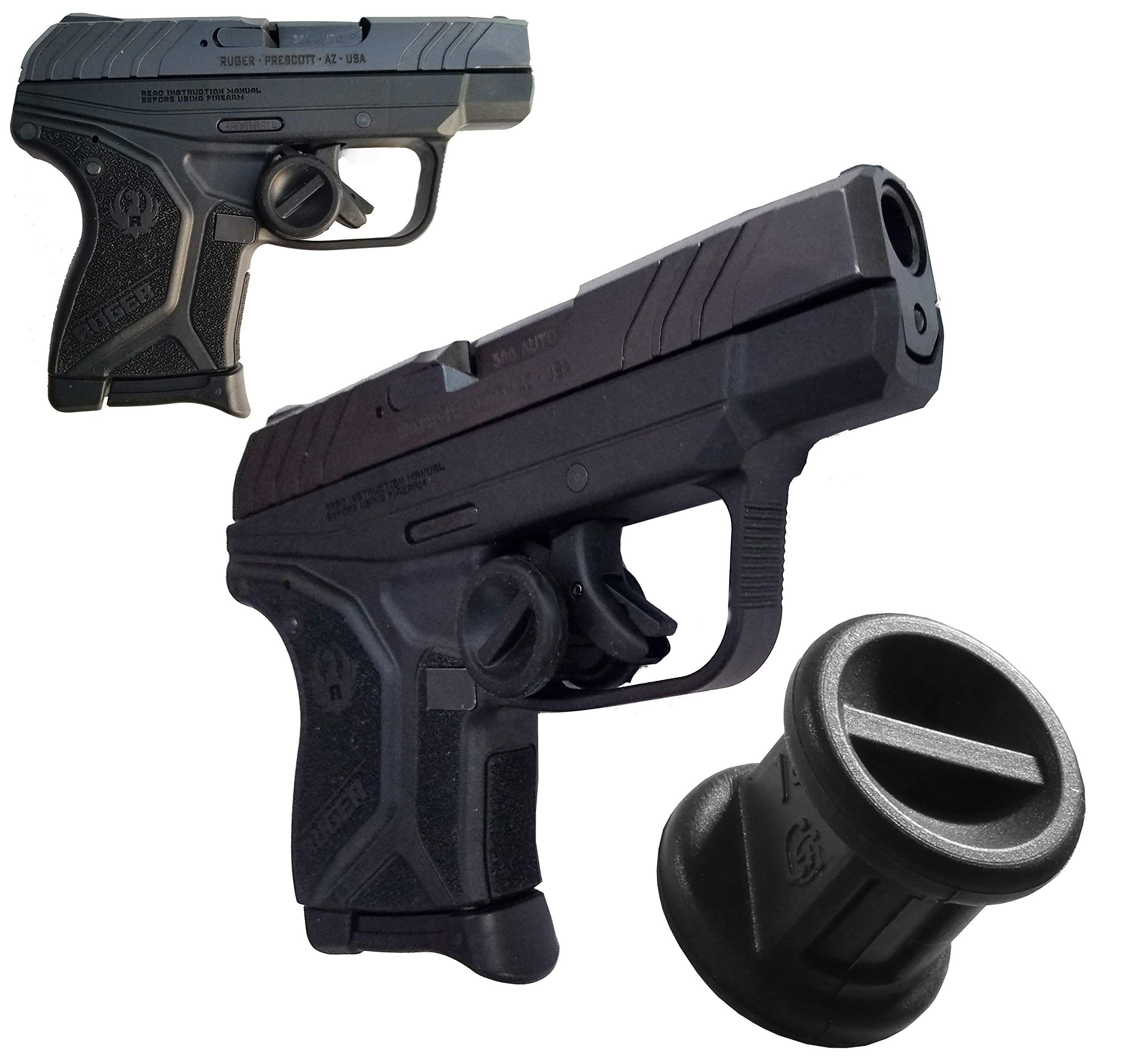 Garrison Grip Three Micro Trigger Stop Holsters Fit Kahr P380 ACP 380 All Kahr Models s18 Black