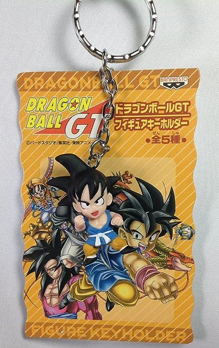 Amazon.com: Goku – Dragonball GT SD Chibi Figura de acción ...