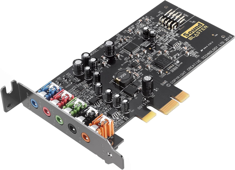 Creative Sound Blaster Audigy Fx Pcie Soundkarte Computer Zubehör