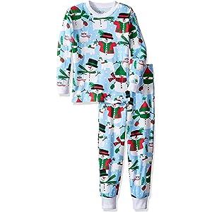70b91015da Sara s Prints Boys  Super Soft Relaxed Fit Pajama Set