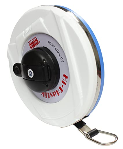 Freemans Measures Hi-Plastika 15m Measuring Tape