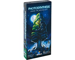 Photosynthesis Under The Moonlight - Expansion to Photosynthesis Original Game- Family or Adult Strategy Board Game for 2 to