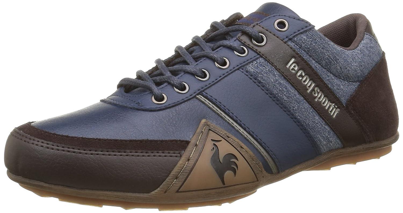Le COQ Sportif Andelot S 2Tones, Zapatillas para Hombre, Azul (Dress Blue/Reglissedress Blue/Reglisse), 40 EU