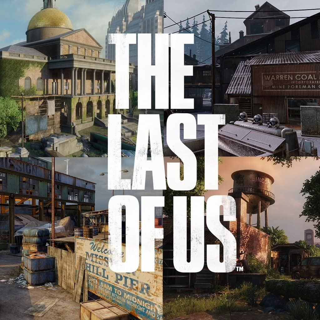 Amazon com: The Last Of Us Reclaimed Territories Map Pack