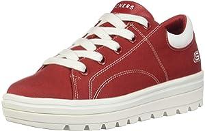 ae63164be0fa Skechers Street Cleat Bring It Back Womens Sneakers