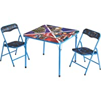 Marvel Avengers Infinity War 3 Pc Table & Chair Set, Multicolor