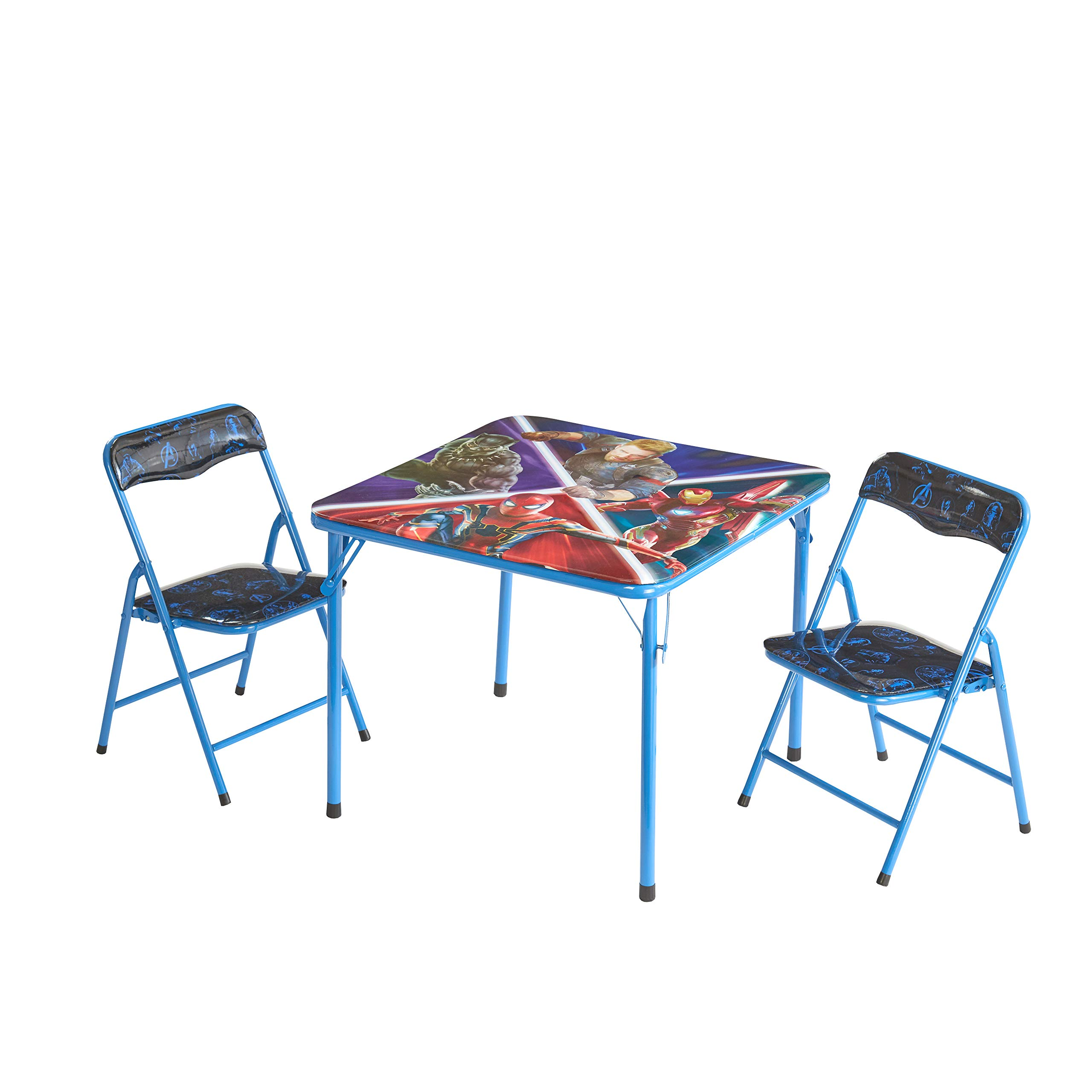 Marvel Avengers Infinity War 3 Pc Table & Chair Set, Multicolor by Marvel