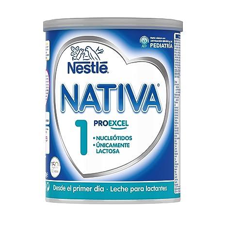 NESTLÉ NATIVA 1 - Desde el primer día - Leche para lactantes en polvo - Fórmula