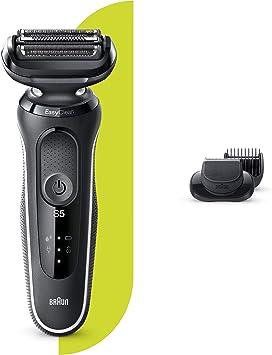 Braun Series 5 50-W1500s Afeitadora Eléctrica, máquina de afeitar barba hombre de lámina , con Recortadora De Barba, Uso En Seco Y Mojado, Recargable, Inalámbrica ...