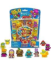 SuperZings - Serie 2 - 10 Figure Pack, multicolore