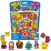 Superzings - Blíster 10 Figuras Serie 2 (MagicBox PSZ2B016IN00) [colores surtidos]