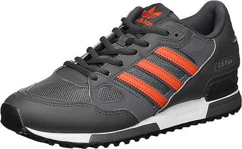 adidas Herren ZX 750 Sneakers, Grau (GraniteEnergyCore