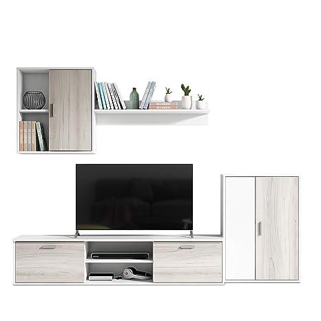 Inhome 70630TR - Mueble comedor, salón moderno acabado en ...