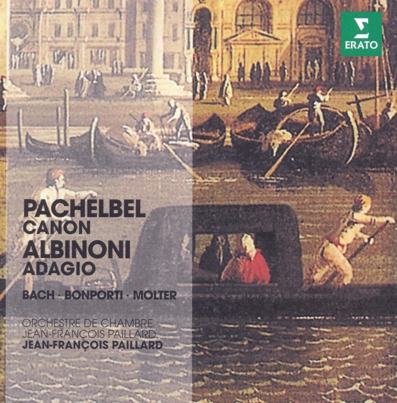 Albinoni-Pachelbel : Adagio / Canon by RHIP2