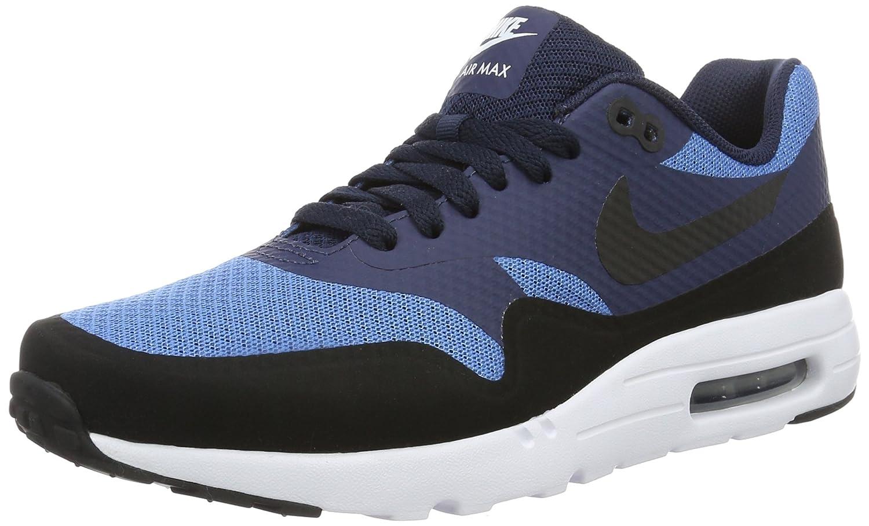Nike Herren Air Max 1 Ultra Essential Low-Top, Mehrfarbig  40.5 EU|Blau (Star Blue/Black-obsidian-white)