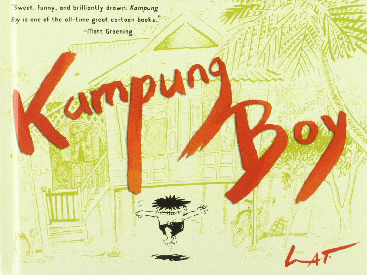Kampung Boy pdf epub