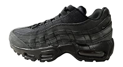 NIKE Womens Air Max 95 Winter Running Trainers 880303 Sneakers Shoes (US 6,  Black