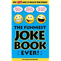 The Funniest Joke Book Ever!