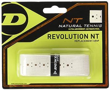 DUNLOP Base Mango Banda Revolution NT Replacement Grip 1 Ondulado, Color Blanco, One Size, 613234: Amazon.es: Deportes y aire libre