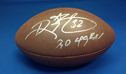 944062d8f65 Ricky Watters Signed Ball - Waters   Y86458 - PSA DNA Certified -  Autographed Footballs