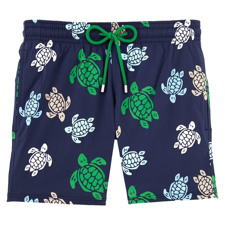 b3d9e3fcb2 Vilebrequin Multicolor Turtles Superflex Swim Shorts - Men - XXXL - Navy  Blue: Amazon.co.uk: Clothing