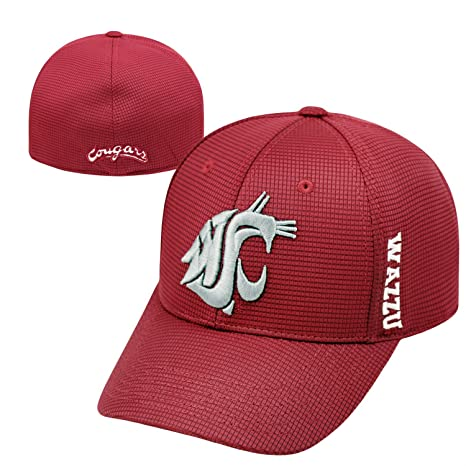 the best attitude f34e1 408bd Image Unavailable. Image not available for. Color  Top of the World  Washington State Cougars Official NCAA ...