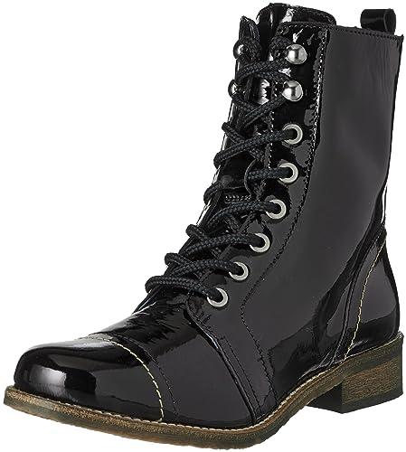 Kylie, Rangers Boots Femme, Rouge (Bordeaux 07), 38 EUPintoDiBlu