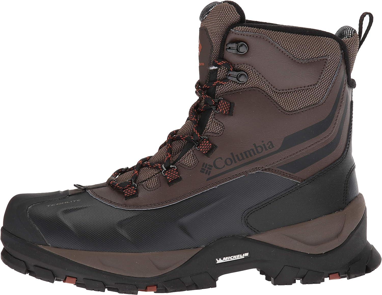 Columbia Mens Bugaboot Plus IV Winter Boot Omni-Heat