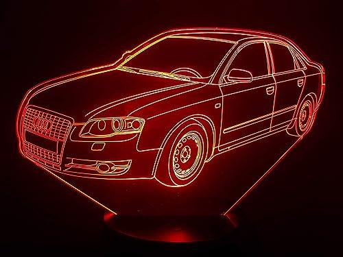 Q7 lampada da salotto 3D