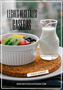 Una Vida Sana sin lácteos: Leches Vegetales para vivir saludables (Spanish Edition)