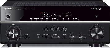 Yamaha TSR-7810 7.2 ch 4K Atmos DTS Receiver Renewed