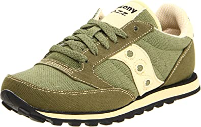 Saucony Originals Womens Jazz Low Pro Vegan Retro Sneaker