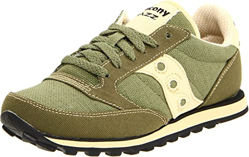 Zapatillas para Mujer Saucony Jazz Low Pro Vegan - Bright Green/Blue: Amazon.es: Zapatos y complementos