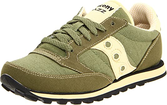 Saucony Originals Women's Jazz Low Pro Vegan Retro Sneaker