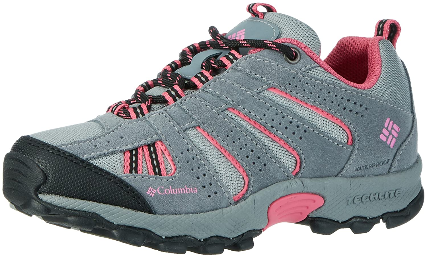 Columbia Mädchen Youth North Plains Waterproof Outdoor Fitnessschuhe