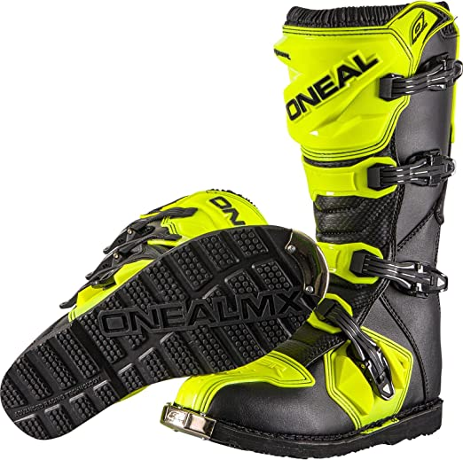 0329-212 Oneal Rider EU Motocross Boots 46 White