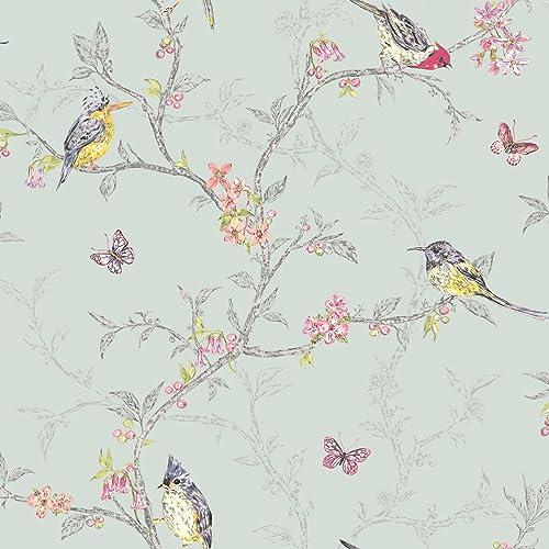 Shabby Chic Wallpaper Amazoncouk
