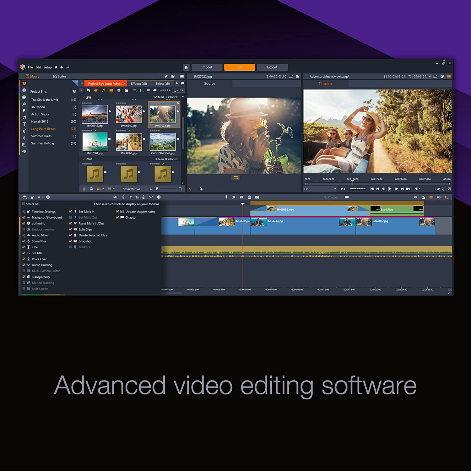 Amazon.com: Pinnacle Studio 22 Ultimate Video Editing Suite for PC: Software