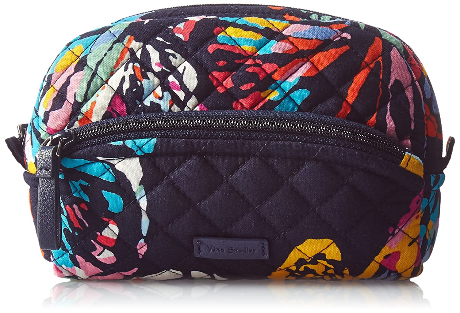 Vera Bradley Iconic Mini Cosmetic, Signature Cotton Butterfly Flutter 22520-I81