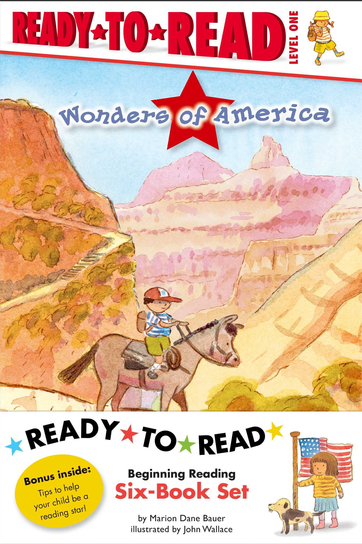 Wonders America Ready Read Value product image