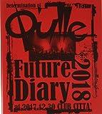 【メーカー特典あり】Determination of Q'ulle「Future Diary 2018」 at 2017.12.30 CLUB CITTA'(Blu-ray Disc)(2L判生写真付)
