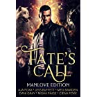 Fate's Call Anthology - Manlove Edition: A Paranormal Romance & Urban Fantasy Short Story Collection